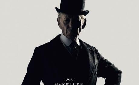Mr. Holmes Poster: Ian McKellen Is Sherlock Holmes!