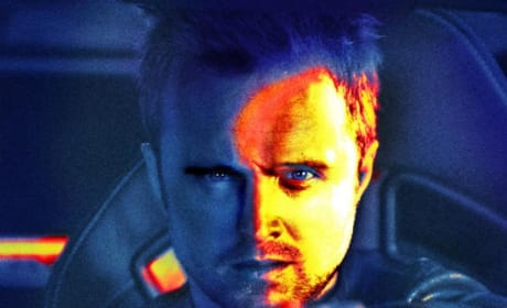 Need for Speed Character Posters: Aaron Paul & Company Like It Fast