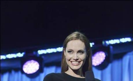 Angelina Jolie at D23