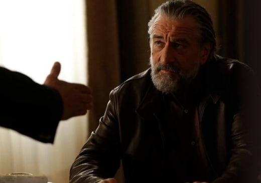 Robert De Niro Stars The Family