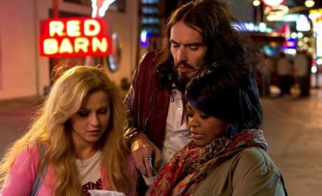Paradise Russell Brand Octavia Spencer Julianne Hough