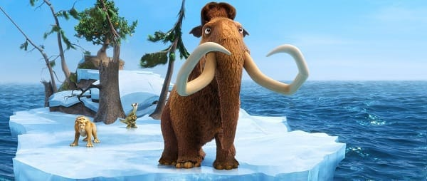 Ray Romano Ice Age Continental Drift
