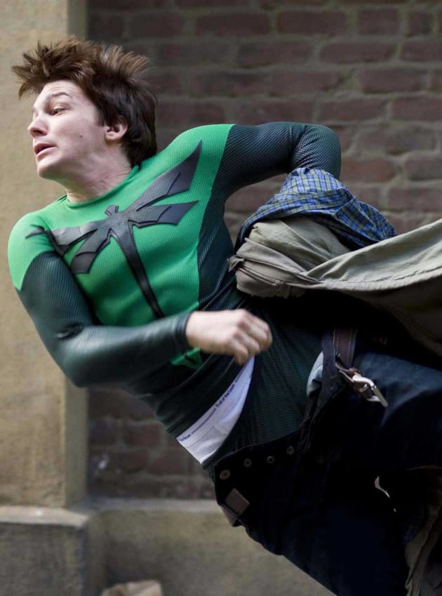 Drake Bell is Dragonfly