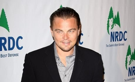 Leonardo DiCaprio Cast in Great Gatsby