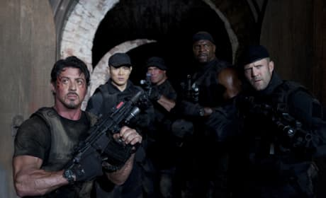 The Expendables Beat Down Box Office Competition!