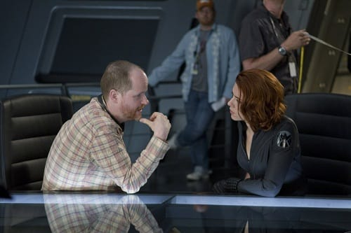 Joss Whedon Directs The Avengers