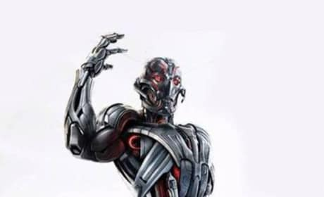 Avengers Age of Ultron Concept Art: Full Look at Ultron!
