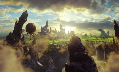 Oz: The Great and Powerful Shows off Beautiful Art Direction in New Stills
