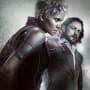 X-Men Days of Future Past Professor X Storm Poster