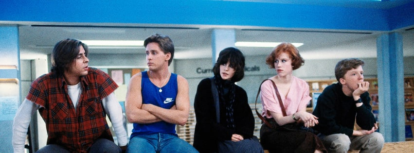 The Breakfast Club Quotes - Movie Fanatic