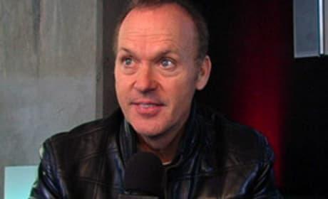 Michael Keaton Supports The Dark Knight