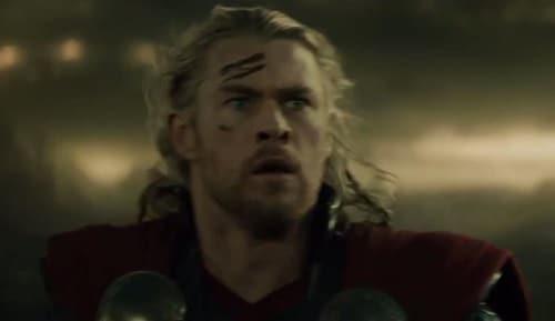 Thor: The Dark World Chris Hemsworth Clip
