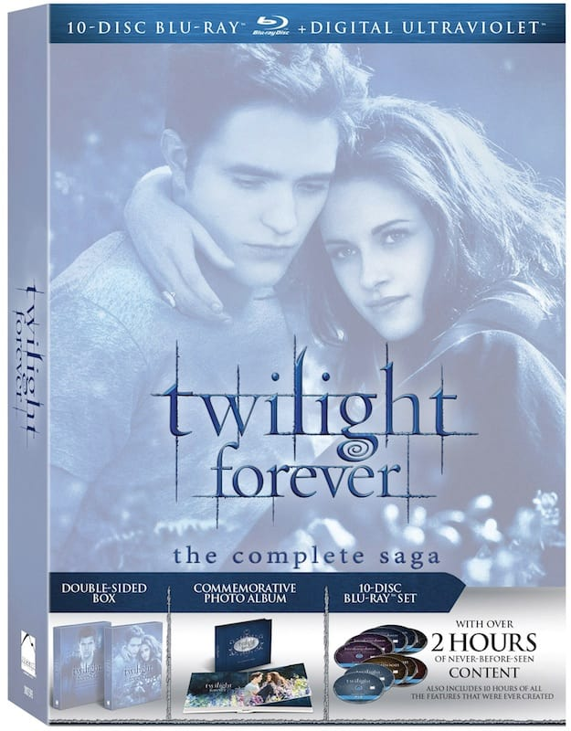 Twilight Forever Blu-Ray Set