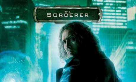 The Sorcerer's Apprentice Sorcerer Poster