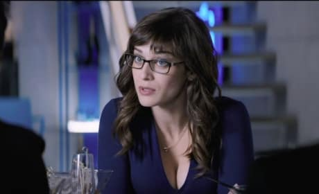 The Interview Lizzy Caplan