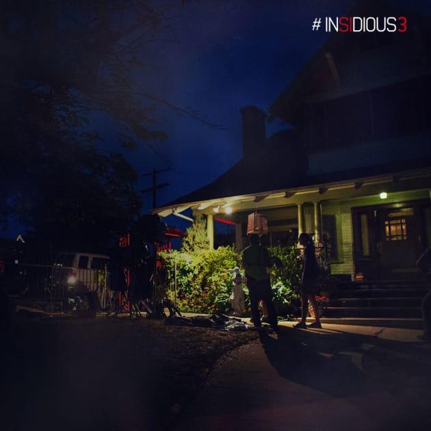 Insidious Chapter 3 Set House Photo