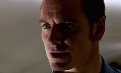 Michael Fassbender Magneto Days of Future Past