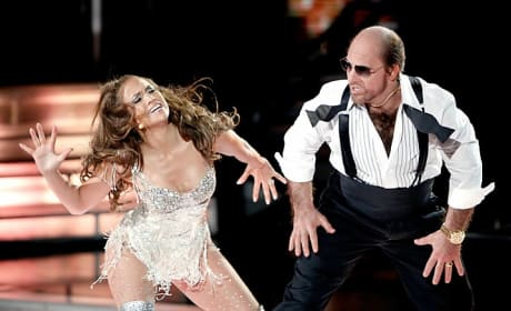 MTV Movie Awards Les Grossman Jennifer Lopez