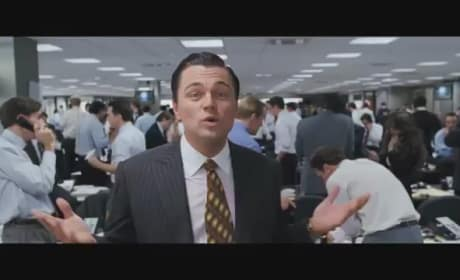 The Wolf of Wall Street Trailer: More is Never Enough