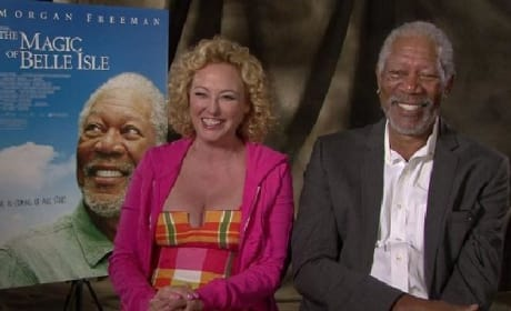 The Magic of Belle Isle Exclusive: Morgan Freeman & Virginia Madsen on Paradise