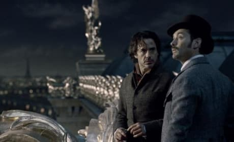 Sherlock Holmes: A Game of Shadows Movie Review: Bloody Good Fun!