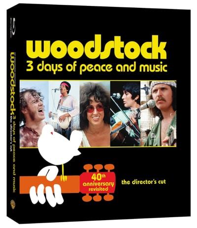 Woodstock Blu-Ray