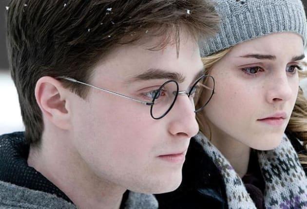 Harry, Hermione