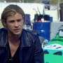 Chris Hemsworth Rush Set