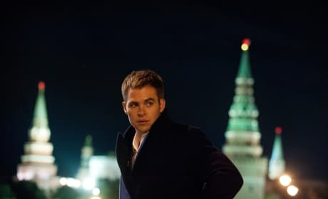 Jack Ryan Shadow Recruit: Chris Pine on Becoming Tom Clancy Spy