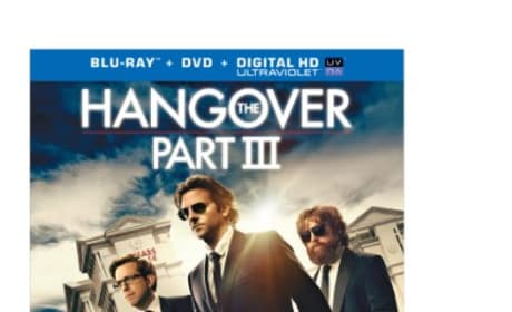 The Hangover Part III Blu-Ray/DVD Combo Pack