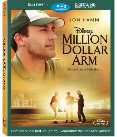 Million Dollar Arm DVD