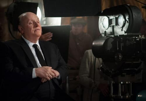Anthony Hopkins in Hitchcock