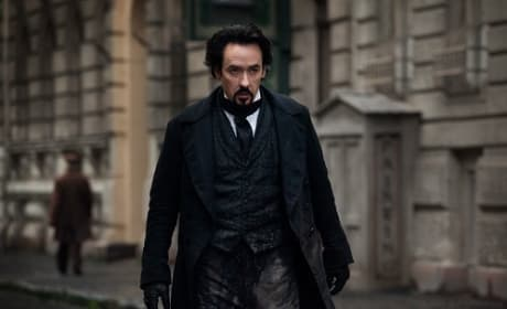 The Raven: John Cusack Dishes Playing Edgar Allan Poe