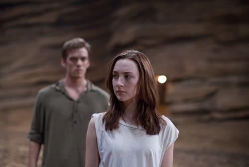 Jake Abel Saoirse Ronan The Host