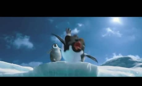 New Happy Feet Two Trailer Debuts