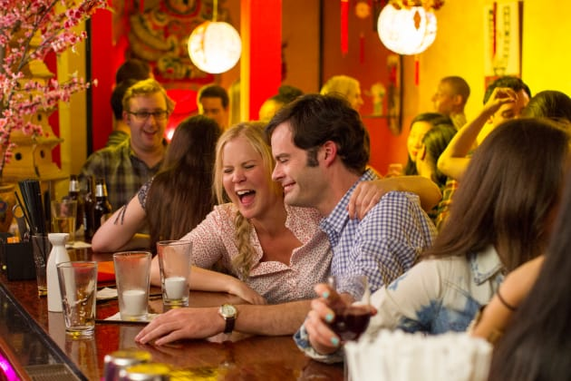 Bill Hader and Amy Schumer Get Silly