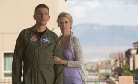 Good Kill Ethan Hawke January Jones