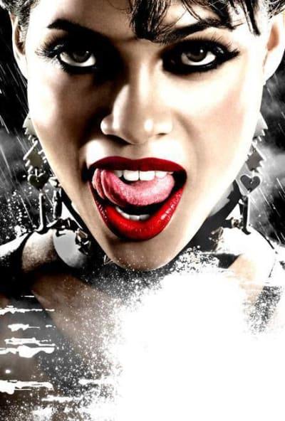 Gail licks her lips