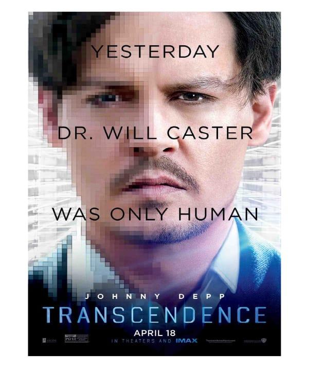 Transcendence Prize Poster