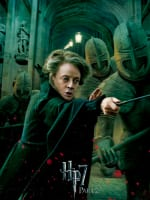 McGonagall Fights Hard