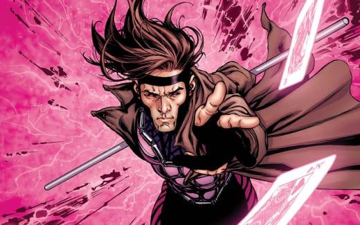 Gambit Comic Photo
