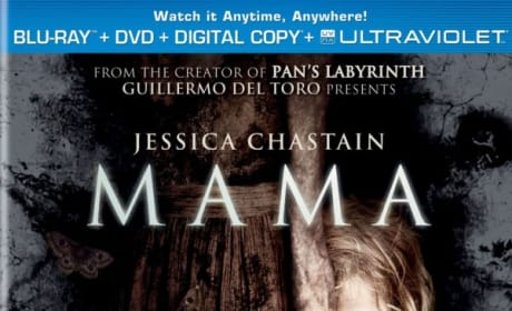 Mama DVD Review: One Evil Mom!