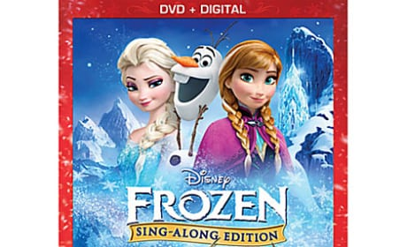 Frozen Sing-Along DVD: Announced!
