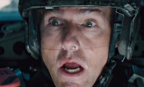 Tom Cruise Stars Edge of Tomorrow