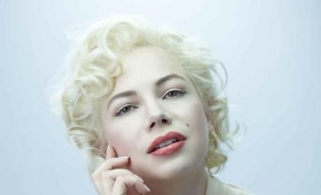 Michelle Williams for My Week with Marilyn