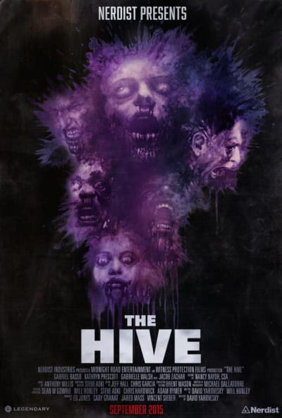 The Hive Film Poster