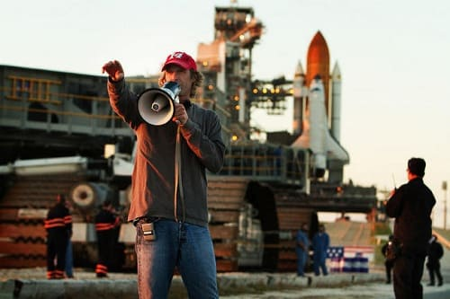 Michael Bay Directs Transformers Dark of the Moon