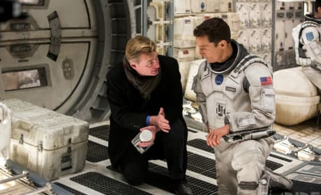 "Interstellar Photos: Christopher Nolan's ""Grandest Adventure"""
