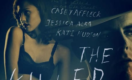 Casey Affleck, Jessica Alba and Kate Hudson Go Retro on The Killer Inside Me Poster