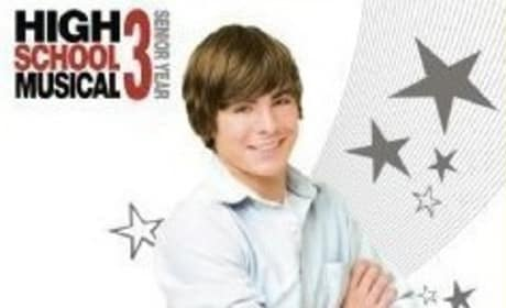 High School Musical 3: Movie Posters Galore!